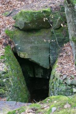 La fontaine Dorly