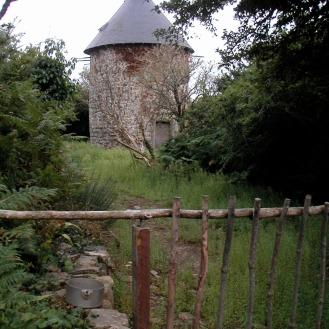 L'un des nombreux moulins a découvrir
